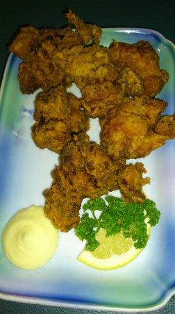 Jun: Kara-age Chicken,