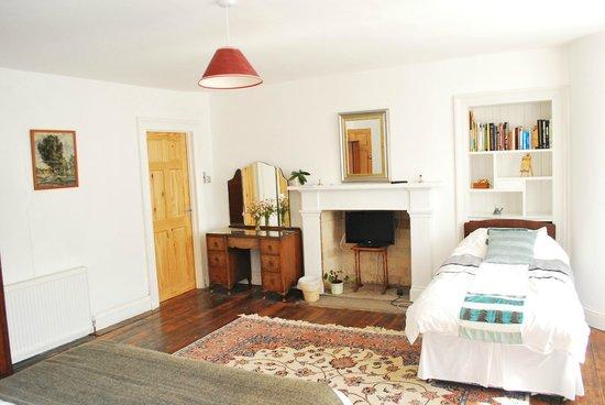 The Hall B & B: Family bedroom