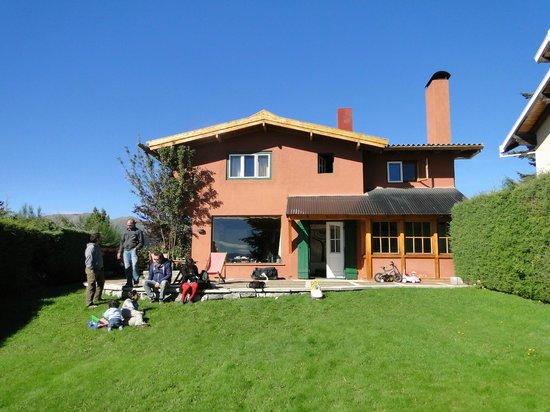 La Barraca Suites: L'hotel côté jardin