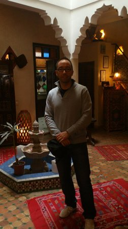 Riad Andalla: HALL