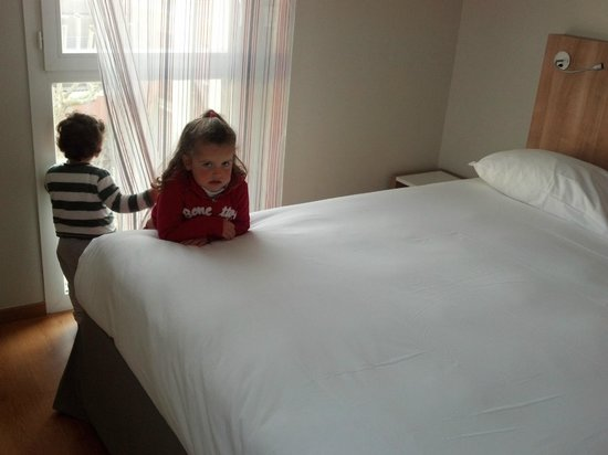 Lagrange Appart Hotel Saint Michel : Dormitorio