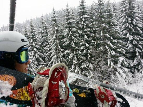 Vila Vitalis: SNOWBOARD