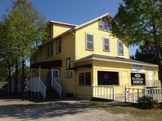 Cafe Masaryktown  Broad St Masaryktown Fl