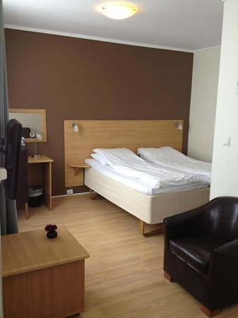 Best Western Plus Hotell Hordaheimen: BIG room!