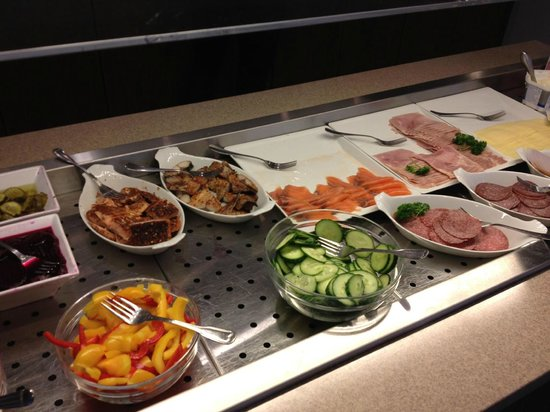 Best Western Plus Hotell Hordaheimen: Breakfast of champions
