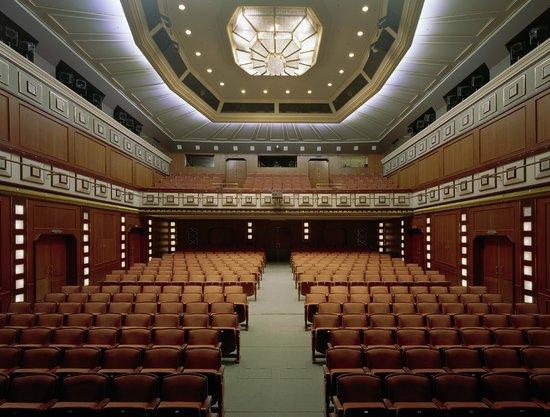 Theater Akzent : Innenansicht