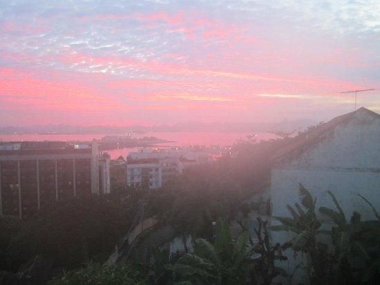 Casa da Carmen e do Fernando: Sunrise view