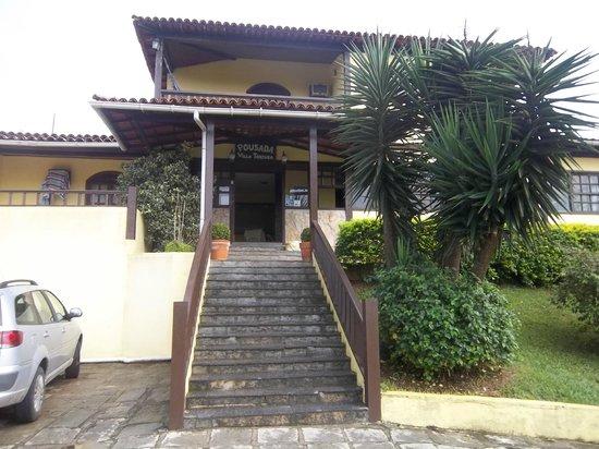 Nova Villa Tortuga: Entrada principal a la posada