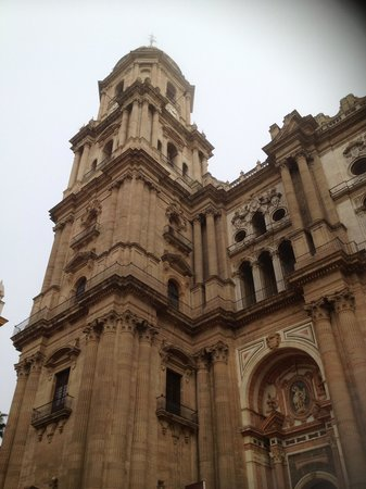 Hotel Molina Lario: Cathedral
