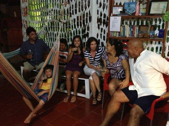 Posada Lizard House: Un ambiente familiar y amigable en nuestra posada nativa