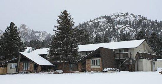The Maxwell Inn: Beautiful Winter Day!