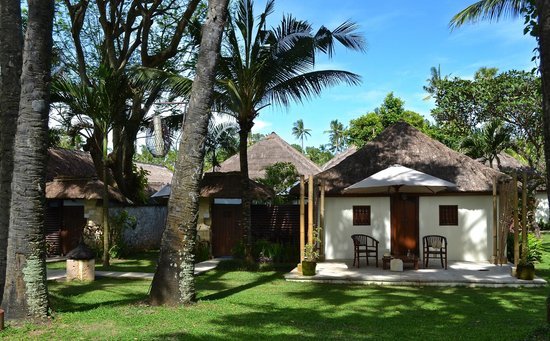 Belmond Jimbaran Puri: our villa cottage