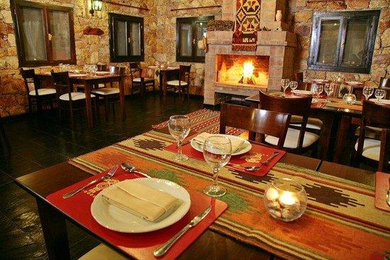 Paso del Condor: Restaurante
