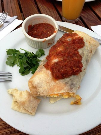 La Casa del Camino: Hangover breakfast of champions