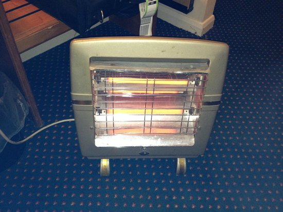 The Ely: Replacement heating