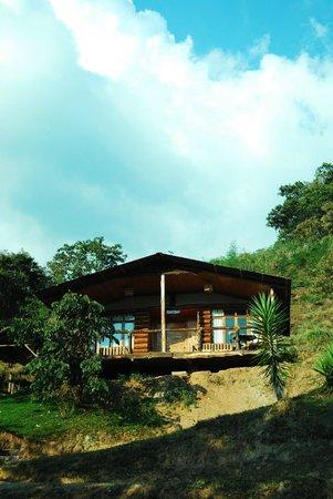 Oxapampa, Peru: La cabaña que me gusta