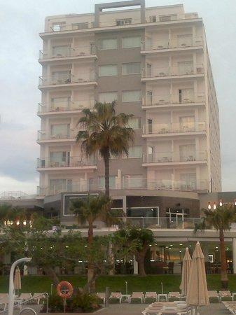 Hotel Riu Nautilus: Vista exterior