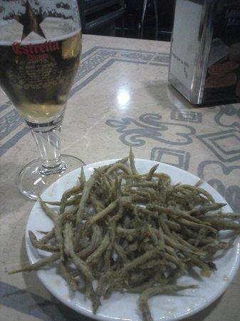 Cafeteria Al-Alba: Chanquetillo