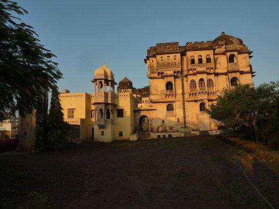 Bhainsrorgarh Fort Hotel : Bhainsrorgarh Fort