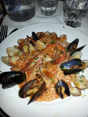 Napoletano's: Sea Food Risotto