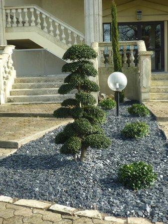Ibis Styles Bordeaux Sud Villenave d'Ornon: Espace Jardins - Entrée du Restaurant