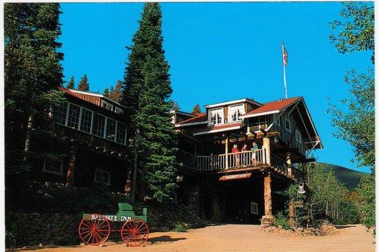 The Baldpate Inn: The Baldpate Inn Estes Park Colorado