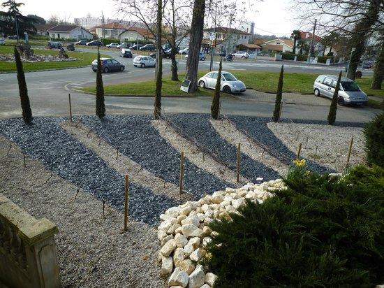 Ibis Styles Bordeaux Sud Villenave d'Ornon: Le parking