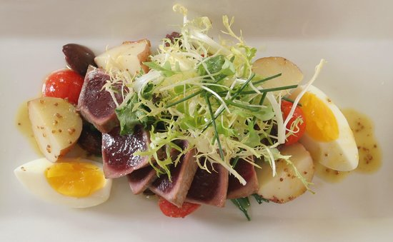 The Gables: Seared Tuna