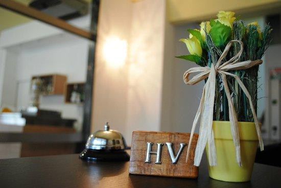 Hotel Virginia: Reception
