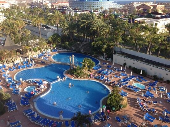 Best Tenerife: lovely pool complex
