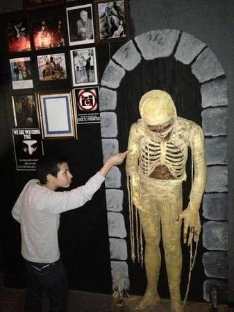Count Orlok's Nightmare Gallery: count Orlok