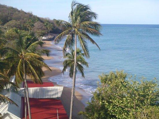 Langley Resort Hotel Fort Royal Guadeloupe: vista dalla camera