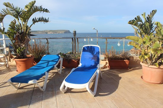 LABRANDA Riviera Premium Resort & Spa: Blick auf Comino