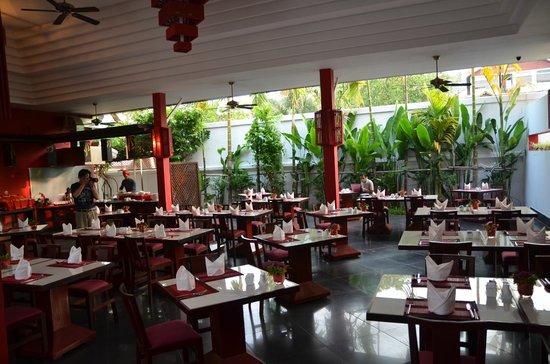 Memoire d' Angkor Boutique Hotel: ресторан
