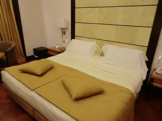 Hotel Principi di Piemonte: Doppelbett