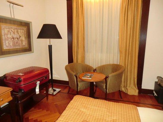Hotel Principi di Piemonte: Zimmer