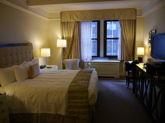 Warwick New York Hotel: habitación