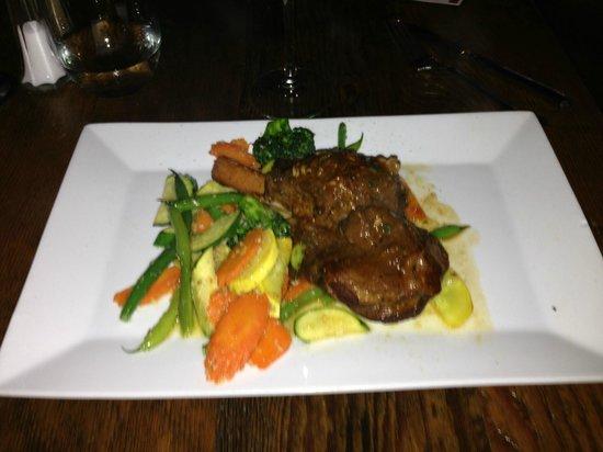Photo of Mediterranean Restaurant Bask at 42 Columbus Avenue, San Francisco, CA 94111, United States