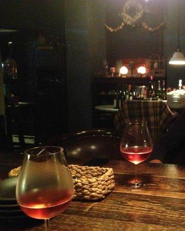 Atelier Cafe Bar Seihei : ロゼ