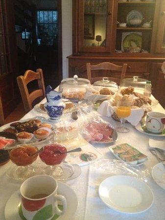 Vila Maria: Maria's breakfast