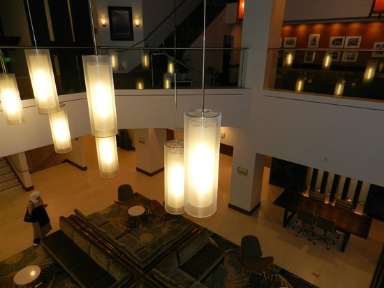 Crowne Plaza Seattle Downtown Area: Lobby
