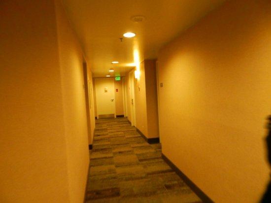 Crowne Plaza Seattle Downtown Area: corredor dos quartos
