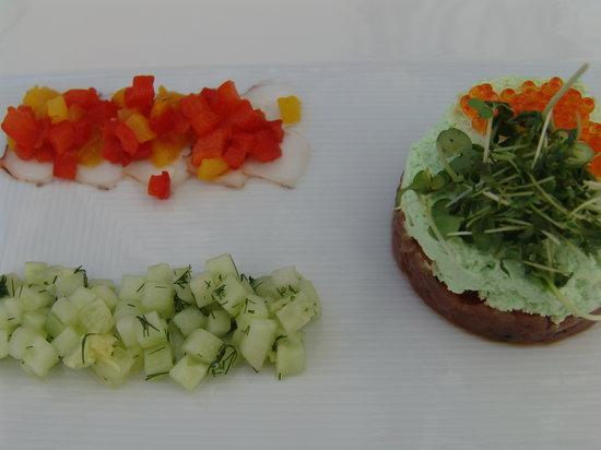 Dom Hotel Koeln : De lunch