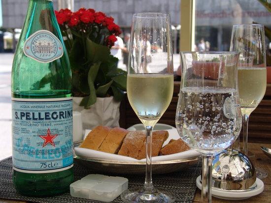 Dom-Hotel Köln: Onze tafel