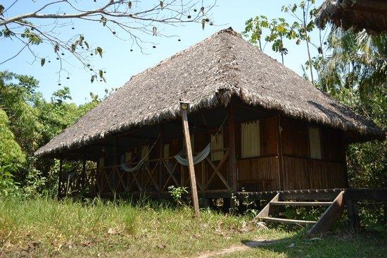 Amazon Shelter : Habitaciones