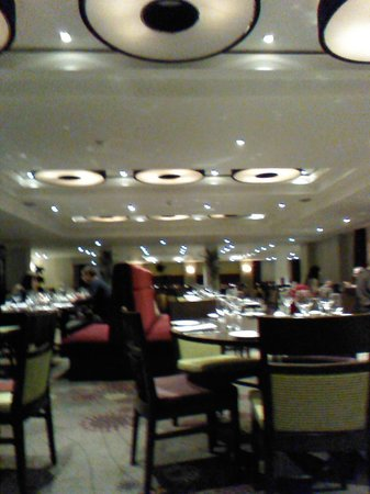 Holiday Inn London - Kensington: restaurant