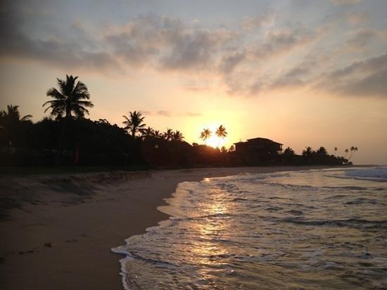 Sunrise at Koggala