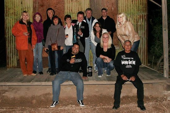 Vegas Specialty Tours: A Great Night of Ghosts!