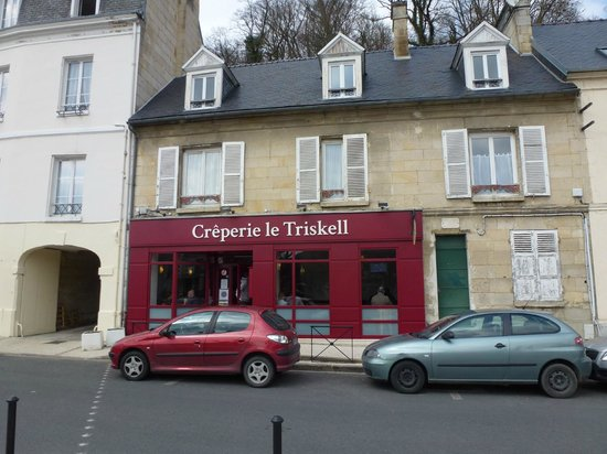 Creperie L'Ouradou: Le Triskell