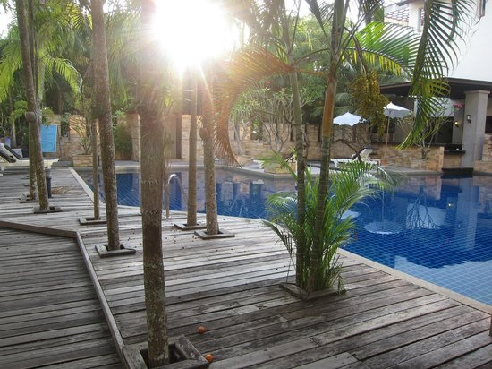 Lanta Sand Resort and Spa: pool